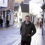David Jones MP in Rhuthun / David Jones AS yn Rhuthun