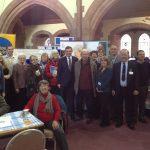 David Jones MP at the 2015 Pensioners' Day event / David Jones AS yn nigwyddiad DIwrnod Pensiynwyr 2015